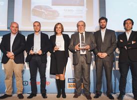 Internet Auto Award: Nissan Pulsar, mejor campaña multidispositivo.