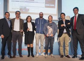 Internet Auto Award: Mercedes GLA, mejor campaña interactiva.