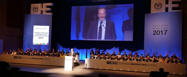 Premio Aster en Comunicación