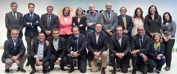 Comité Ejecutivo y Consejo Directivo de la aea