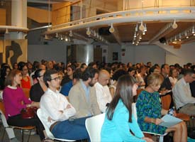 Éxito de asistencia en el XVII Seminario IAB-aea