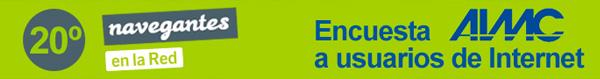 20ª Encuesta AIMC a usuarios de Internet