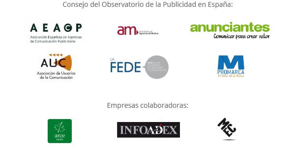 OBSERVATORIO DE LA PUBLICIDAD EN ESPAÑA 2017